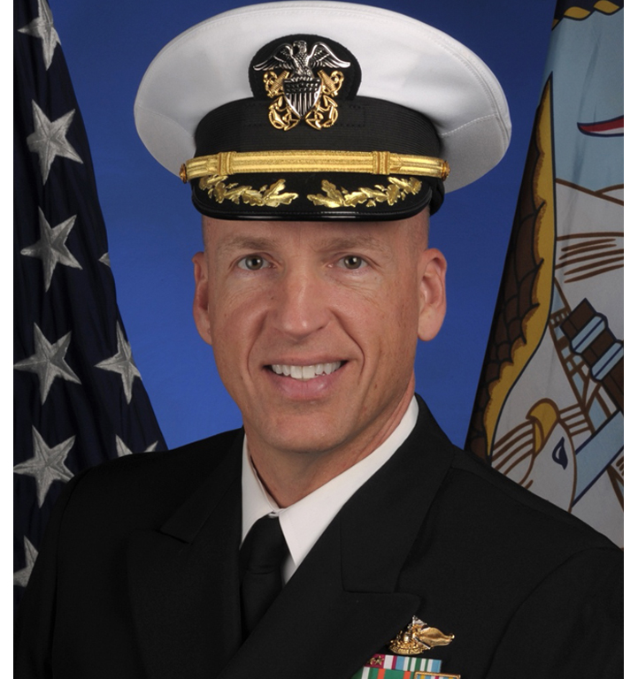 Captain Scott Johnston, United States Navy