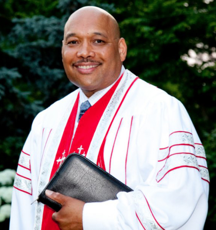 Reverend Lamont Granby to Deliver Invocation at AVB2016 – New York