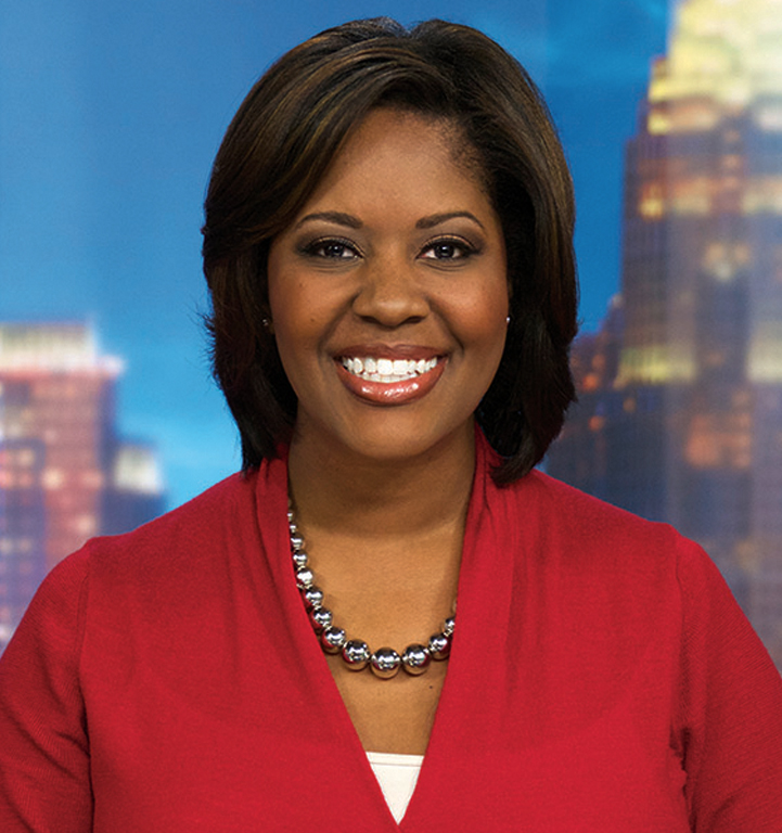 Ms. Stephanie Maxwell (WSOC Eyewitness News Channel 9 & TV64)