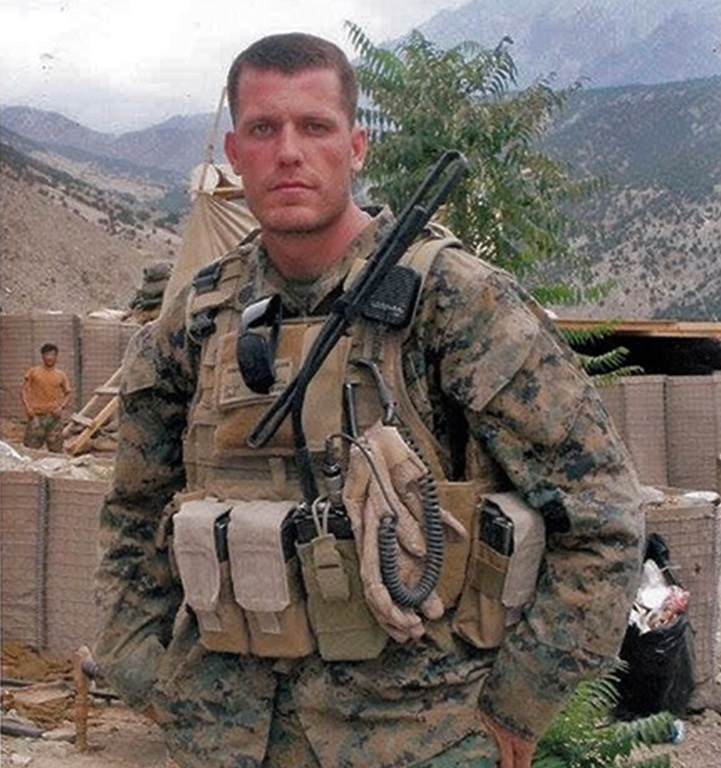 American Veterans Ball (AVB) Honors Fallen HERO Gunnery Sergeant Aaron M. Kenefick (USMC) KIA – September 8, 2009