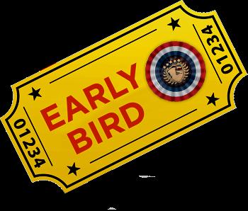 AVB2019 – EARLY BIRD TICKETS ON SALE NOW