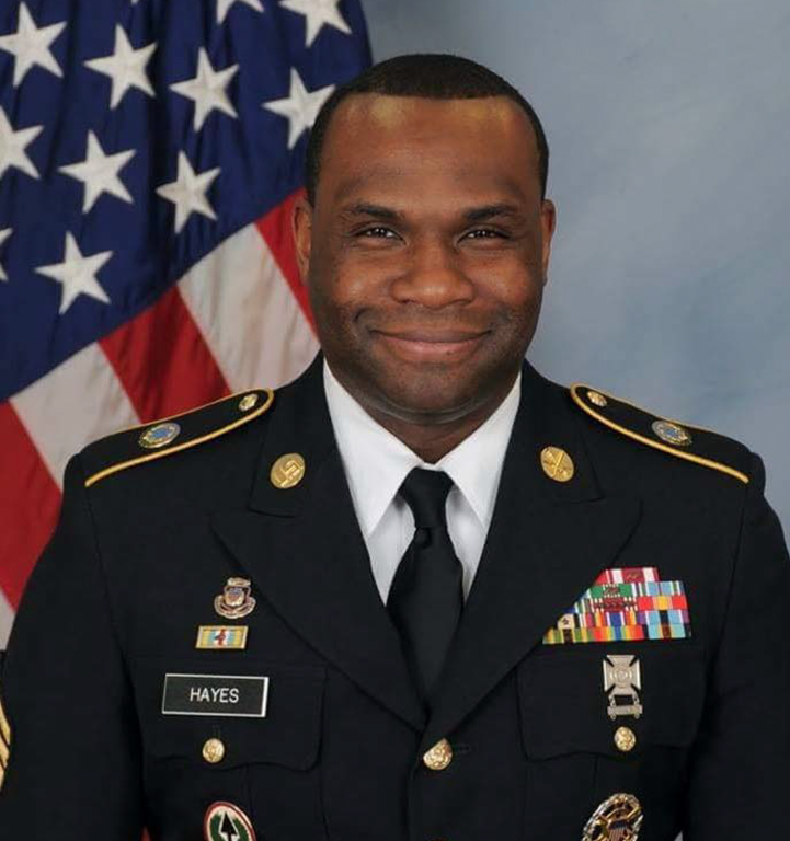 Master of Ceremonies – Mr. Terrence Hayes, Master Sergeant, U. S. ARMY, (Retired)