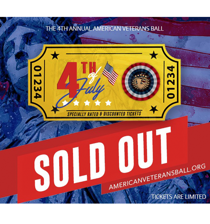 AVB2019 – Independence Day – 4th of July – On SALE Now! (LIMITED SUPPLY)