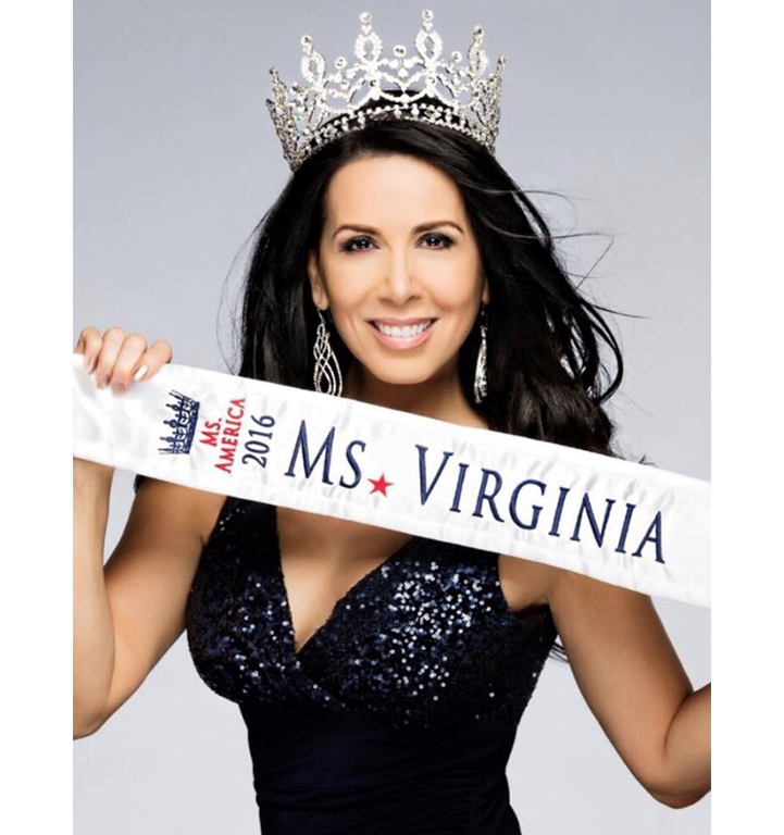 Welcome AVB Ambassador Ms. Marta Bota (Former) Ms. Virginia 2016